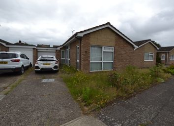 Thumbnail 3 bed detached bungalow for sale in Starfield Close, Ipswich