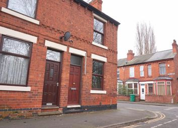Thumbnail 2 bed end terrace house for sale in Francis Grove, Old Basford, Nottingham