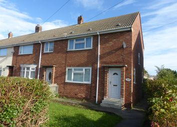 Thumbnail 2 bed end terrace house for sale in King Oswy Drive, Hartlepool