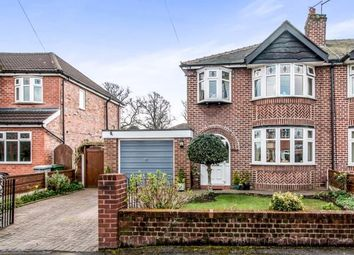 Thumbnail 3 bed semi-detached house for sale in Ainsdale Drive, Sale, Trafford, Greater Manchester