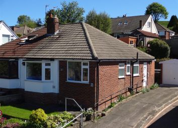 Thumbnail 2 bed semi-detached bungalow for sale in Banksfield Avenue, Yeadon, Leeds