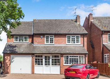 Thumbnail 5 bed detached house for sale in Leyes Lane, Kenilworth