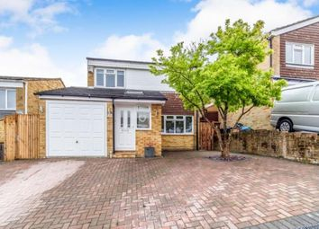 Thumbnail 4 bed detached house for sale in Thistlebank, Chatham, Kent