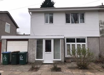 Thumbnail 5 bed semi-detached house to rent in Papenham Green, Canley, Coventry