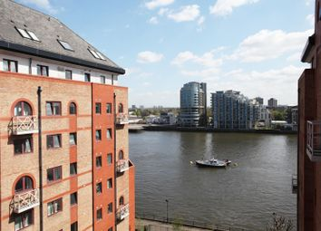 Thumbnail 3 bed flat to rent in Watermans Quay, Regent On The River, Fulham, London