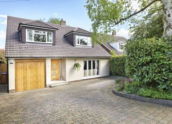Thumbnail 4 bedroom detached house for sale in Bengeo, Hertford, Hertfordshire