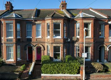 Thumbnail 4 bed terraced house for sale in South Road, Herne Bay