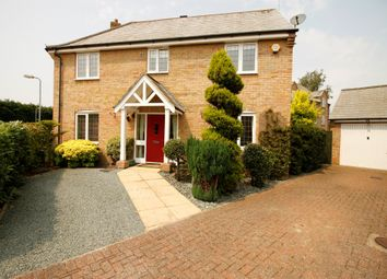 Thumbnail 4 bed semi-detached house for sale in Kingsline Close, Thorney, Peterborough
