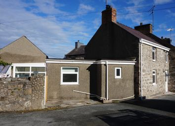 Thumbnail 2 bed end terrace house for sale in Stryd Y Mynach, Nefyn