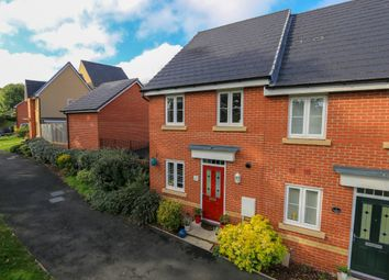 Thumbnail 2 bed end terrace house for sale in Buttercup Walk, Dawlish