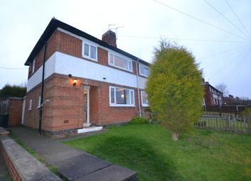 Thumbnail 3 bed semi-detached house to rent in Cort Crescent, Braunstone, Leicester