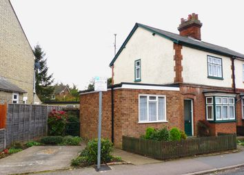 Thumbnail 3 bed semi-detached house for sale in Saffron Road, Biggleswade