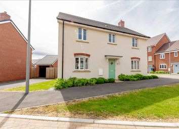 Thumbnail 4 bed detached house for sale in Curacao Crescent, Newton Leys, Milton Keynes