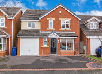 4 bed detached house for sale in Beaumont Way, Norton Canes, Cannock WS11