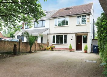 Thumbnail 4 bed semi-detached house for sale in Tentelow Lane, Southall, Greater London