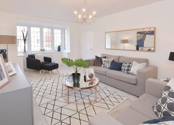 """Thumbnail 4 bedroom property for sale in """"The Hemsley"""" at Winchester Road, Boorley Green, Botley"""