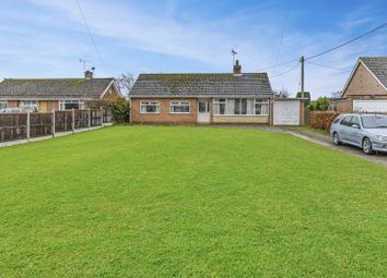 Thumbnail 3 bed detached bungalow for sale in Whitgreave Lane, Great Bridgeford, Stafford