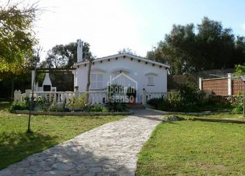 Thumbnail 3 bed cottage for sale in Llumesanes, Mahon, Balearic Islands, Spain