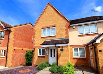 Thumbnail 2 bed end terrace house to rent in Whittle Close, Leavesden, Watford