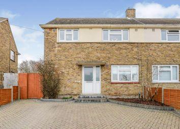 3 bed semi-detached house for sale in St. Margarets Crescent, Gravesend DA12