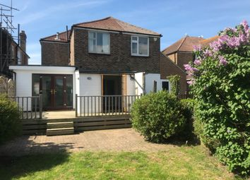 Thumbnail 3 bedroom detached house to rent in Ringwood Road, Eastbourne