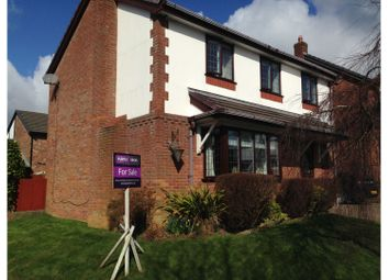 Thumbnail 4 bed detached house for sale in Chatsworth Court, Chorley