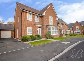 Thumbnail 4 bed detached house for sale in Trafalgar Way, Mansfield Woodhouse, Mansfield