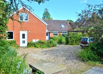 Thumbnail 6 bed detached bungalow for sale in Balsham Road, Fulbourn, Cambridge