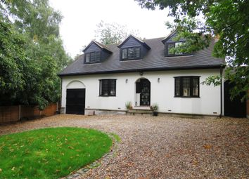 Thumbnail 4 bed detached house for sale in Chestnut Walk, Welwyn