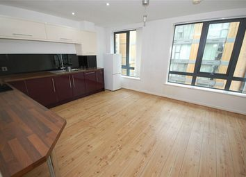 Thumbnail 2 bed flat to rent in City South, 39 City Road East, Manchester