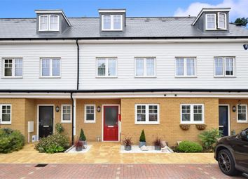 Thumbnail 3 bed town house for sale in Frigenti Place, Maidstone, Kent