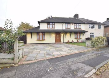 Thumbnail 4 bed semi-detached house for sale in Clementhorpe Road, Dagenham, Essex