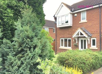 Thumbnail 3 bedroom end terrace house to rent in Mortimer Road, Royston