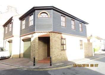 Thumbnail 3 bed end terrace house to rent in Thanet Road, Broadstairs