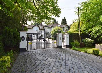 Thumbnail 5 bed detached house for sale in Park Road, Hale, Altrincham