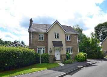 Thumbnail 4 bedroom detached house for sale in Goddard Way, Warfield, Berkshire