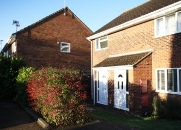Thumbnail 2 bed semi-detached house to rent in Leslie Close, Swindon