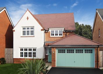 Thumbnail 4 bedroom detached house for sale in Canal View, The Toppings, Garstang, Lancashire