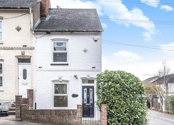 Thumbnail 3 bedroom end terrace house for sale in Alpine Street, Reading