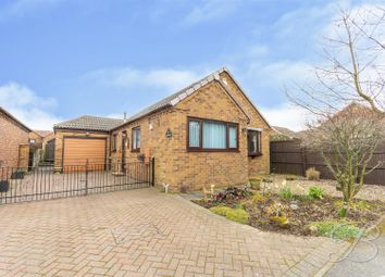 Waterdown Close, Mansfield Woodhouse, Mansfield NG19. 2 bed detached bungalow for sale
