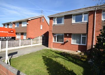 Thumbnail 4 bed semi-detached house for sale in Garden Hey Road, Moreton, Wirral