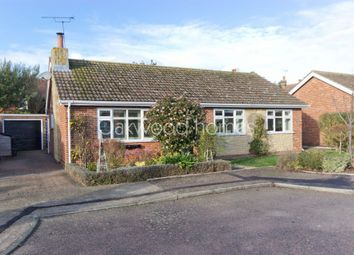 Thumbnail 3 bed detached bungalow for sale in Bairdsley Close, Broadstairs