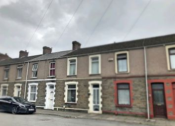 Thumbnail 3 bed terraced house for sale in Reginald Street, Port Talbot, Neath Port Talbot.