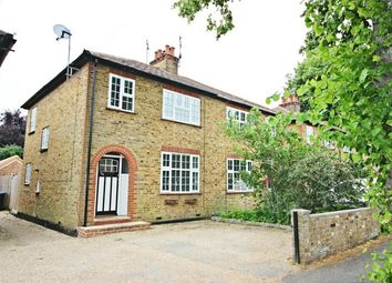 Thumbnail 3 bed semi-detached house for sale in St Johns Avenue, Harlow, Essex