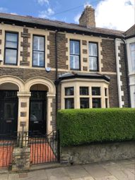 Thumbnail 5 bed terraced house for sale in Pitman Street, Pontcanna, Cardiff
