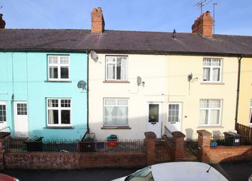 Thumbnail 3 bed terraced house for sale in St Johns Road, Brecon