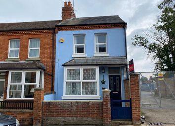 2 bed end terrace house for sale in Shelley Street, Poets Corner, Northampton NN2