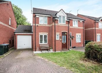 Thumbnail 3 bed semi-detached house for sale in John Shelton Drive, Holbrooks, Coventry, West Midlands