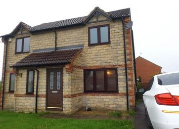 Thumbnail 2 bed semi-detached house to rent in Poppy Gardens, Tibshelf, Alfreton