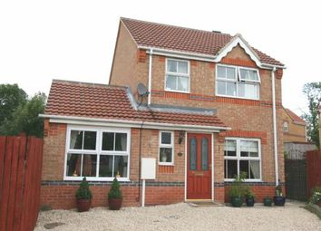Thumbnail 3 bed detached house for sale in Merlin Avenue, Bolsover, Chesterfield, Derbyshire
